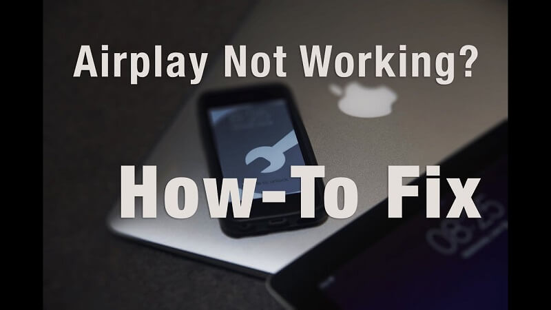 Fixing Airplay That Is Not Showing On Mac