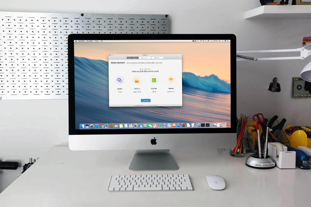 How Speed Up Mac Desktop