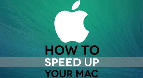 How Speed Up Mac How