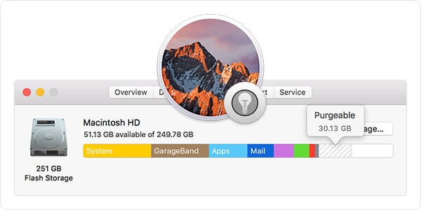How To Clear Disk Space On Mac See
