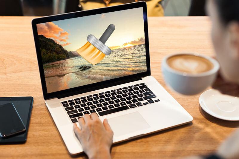 如何在Mac上查找大文件删除