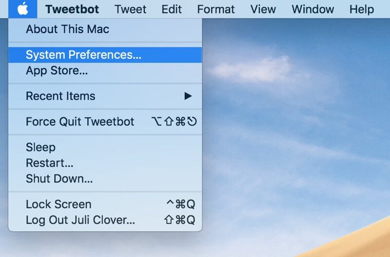 How To Find Wifi Password On Mac System Preferences