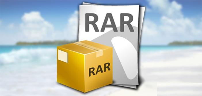 如何在Mac Rar文件上打开RAR文件