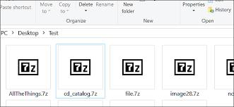 Apri i file 7z su Mac 2019