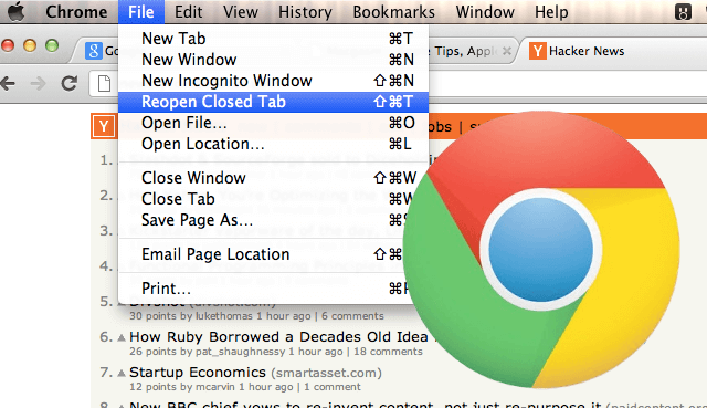 excellent quality preview of get cheap Reopen A Closed Tab in Chrome on Mac in Just One Minute