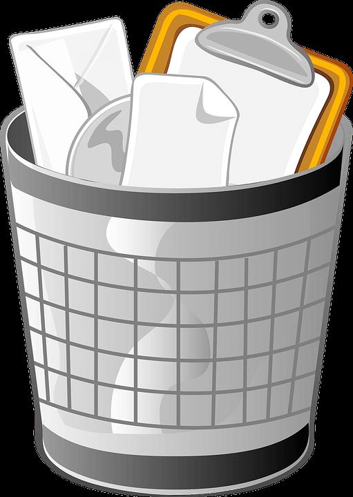Vaciar la basura con seguridad en la papelera Mac