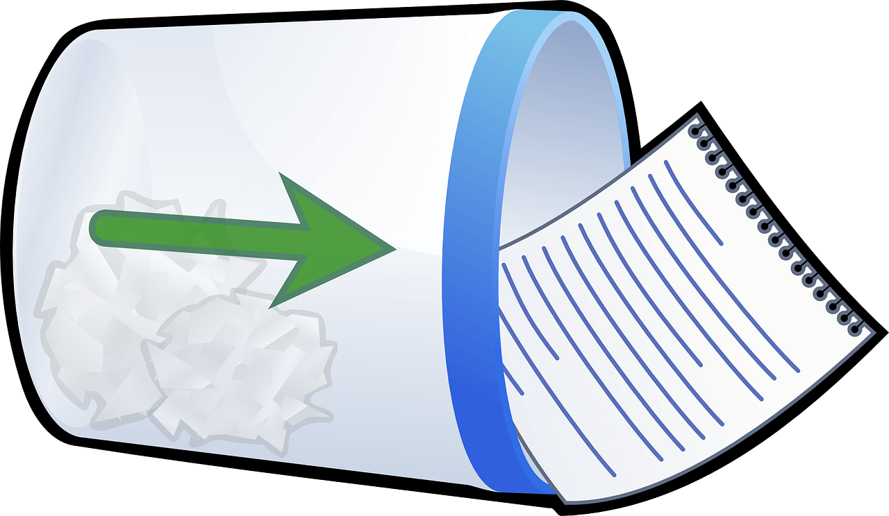 Vaciar la basura con seguridad en la basura de Mac