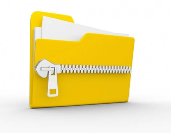 无法扩展Zip文件