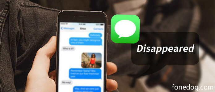 How to Fix iPhone Messages Disappeared