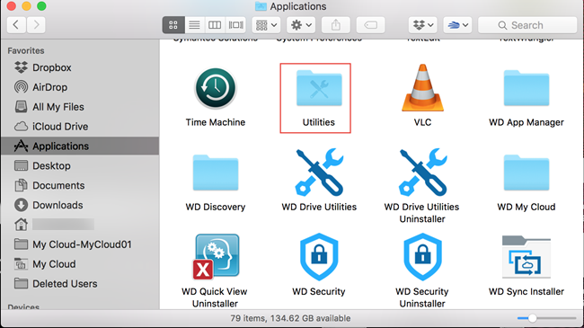 Recover Photos from SD Card in Mac via Disk Utility