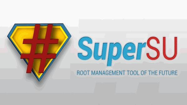 Supersu Android Root超級用戶管理徽標