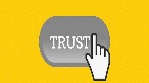 Pulsante Trust