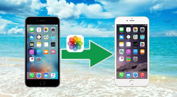 將Iphone轉移到Iphone