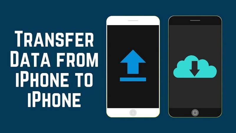 將舊Iphone的數據傳輸到新的Iphone