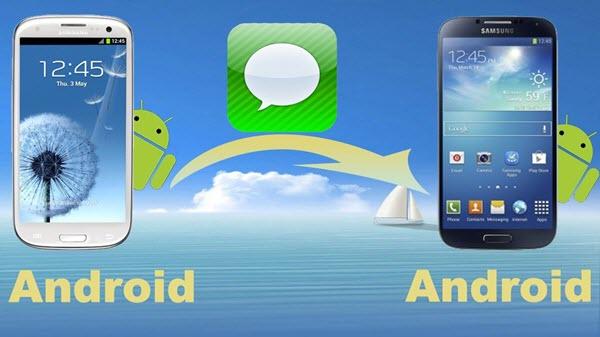 將短信從Android傳輸到Android