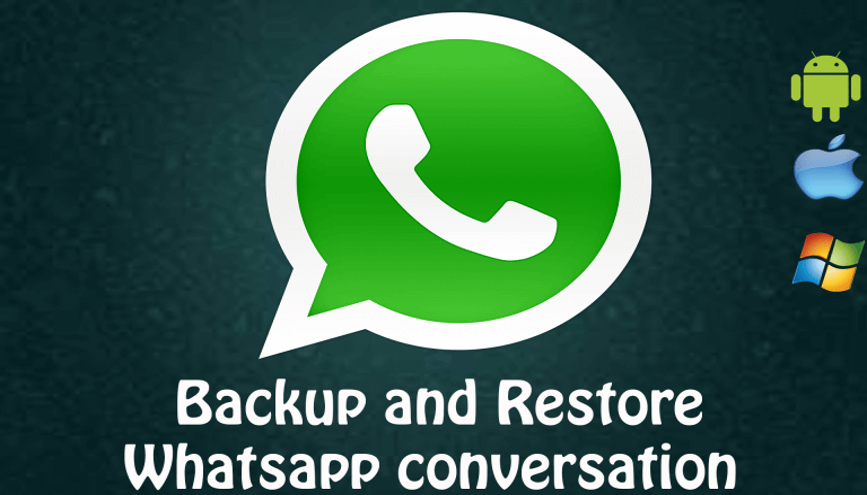 Copia de seguridad y restauración de los chats de Whatsapp